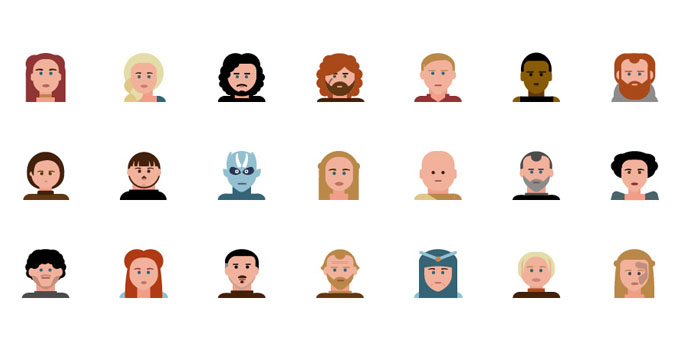 game of thrones emoji keyboard