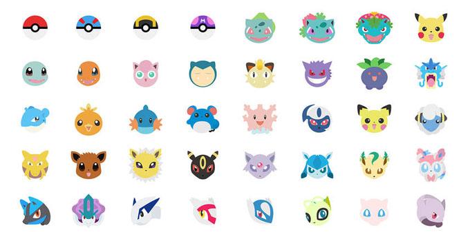 pokemon emoji
