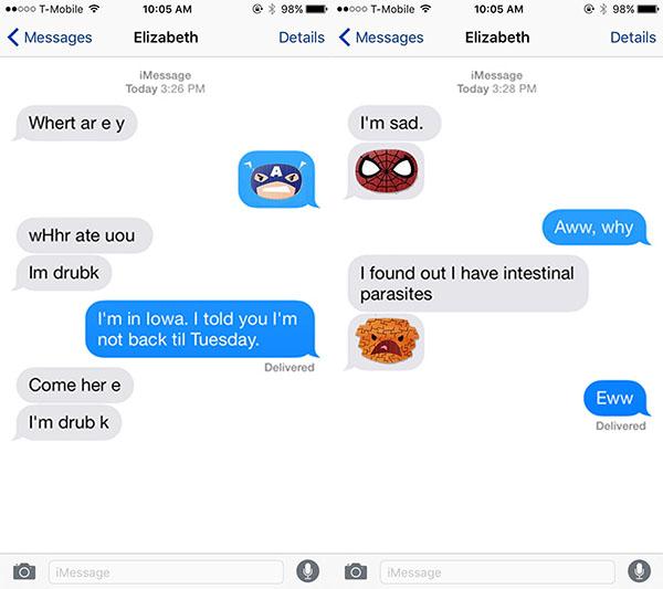 marvel emoji keyboard ios android
