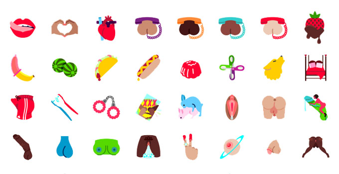 sex emoji app ios android