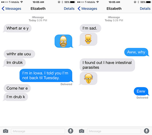 download emoji homer simpson ios android