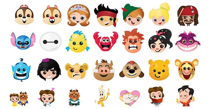 Disney Emoji Keyboard - Download Emoji