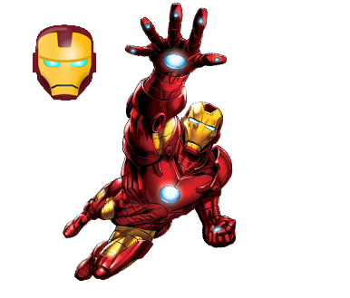 iron man cool emoji marvel