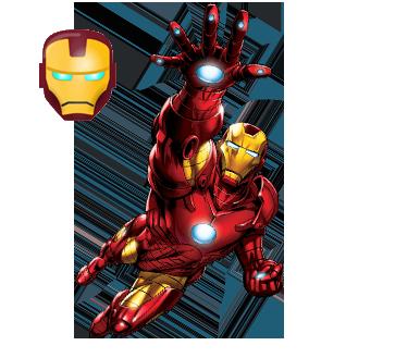 iron man cool emoji marvel