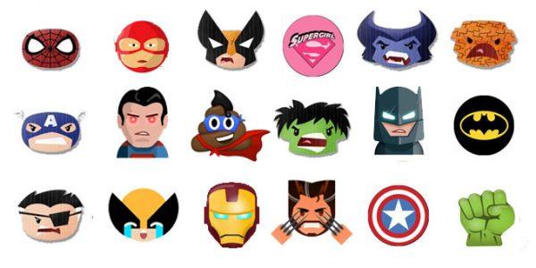 superhero-emoji-keyboard-spiderman