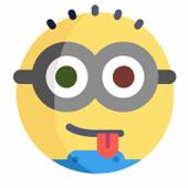 minion emoji keyboard logo ios android download emoji